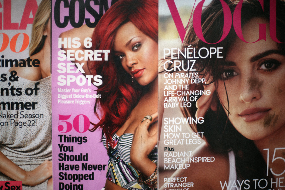 Rihanna's 6 secret sex spots