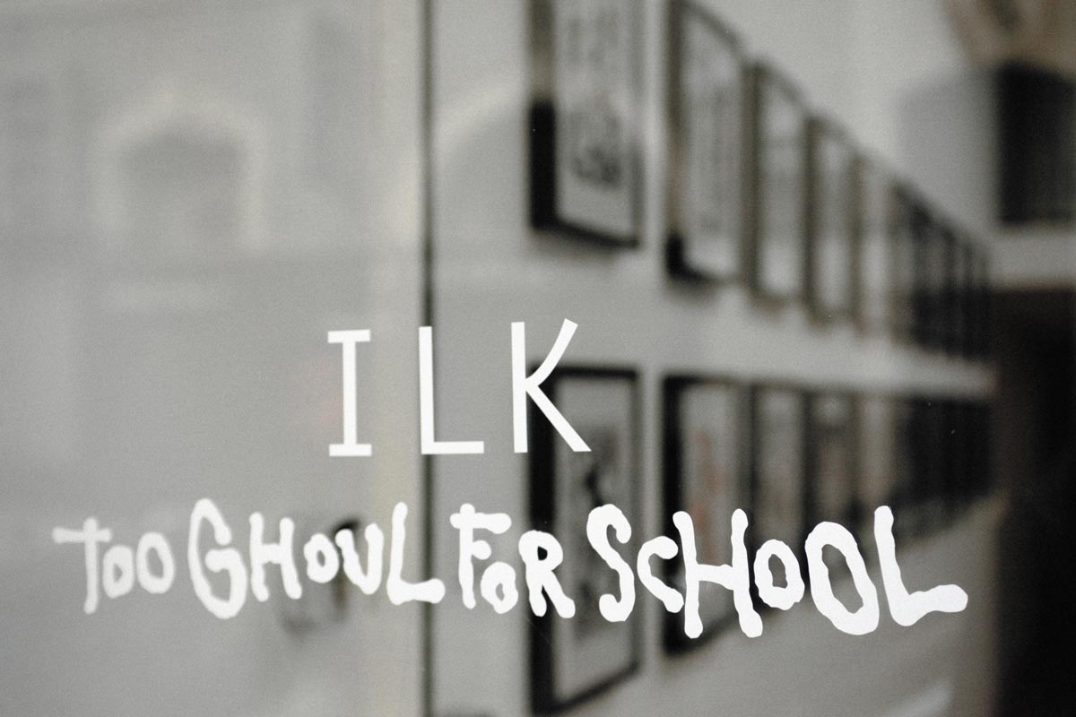 Ilk Too ghoul for school