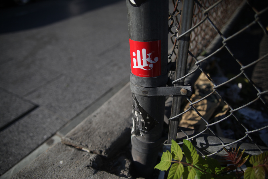 iLK™ sticker