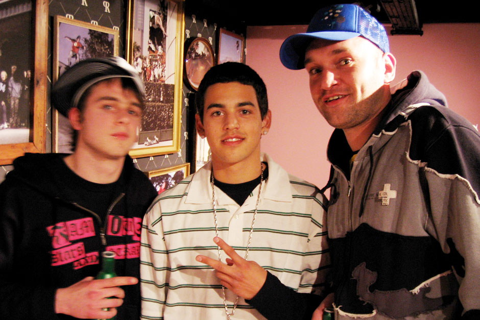 Garth and Paul Rodriguez