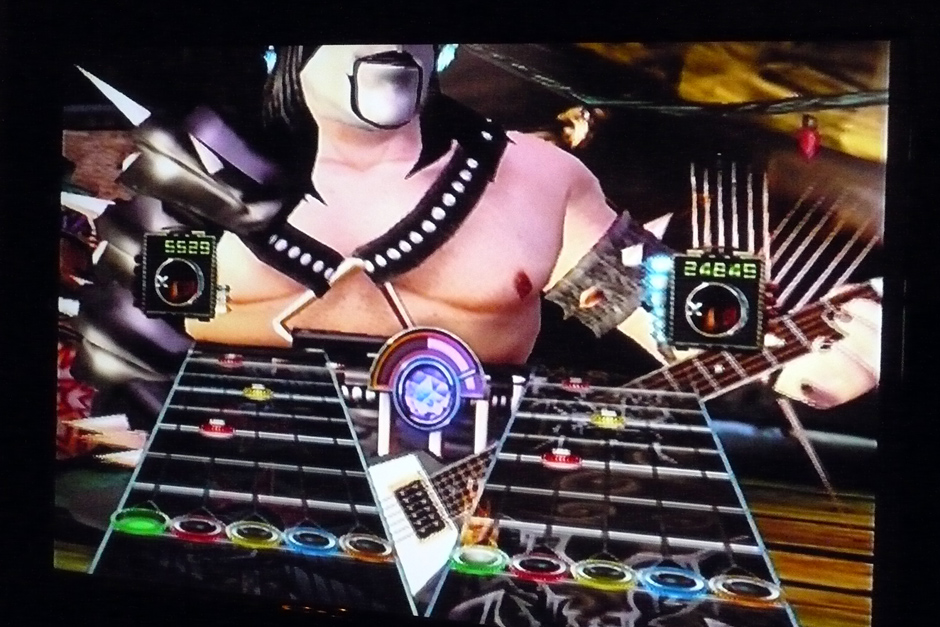 Guitar hero Kiss