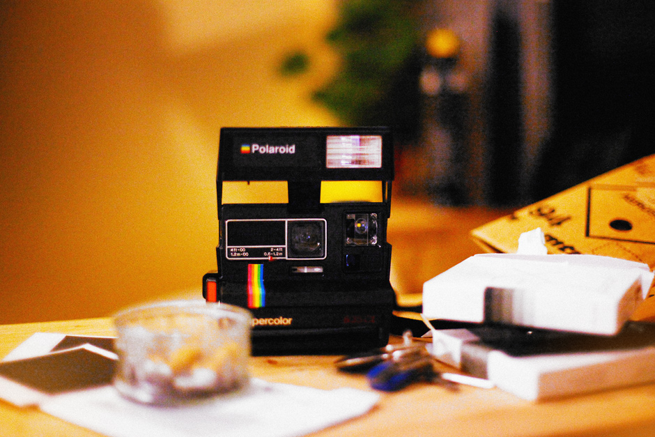 Polaroid supercolor