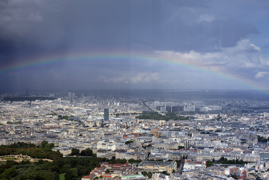 Paris x Rainbow