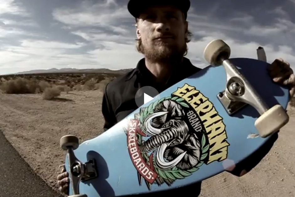 Mike Vallely – Elephant Brand Skateboards