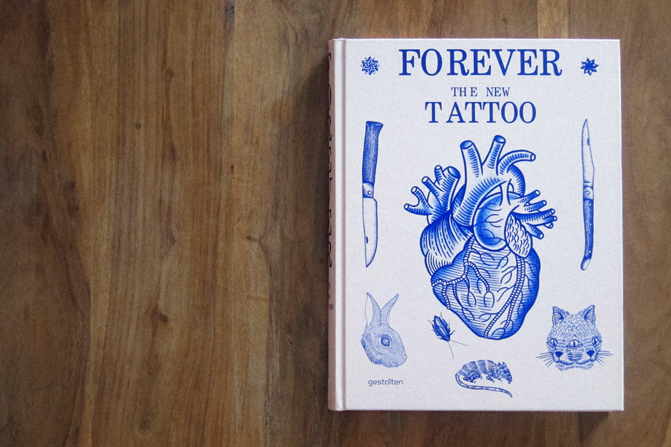 "Book of the week ""Forever the new tattoo"""