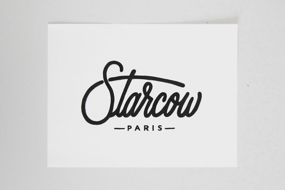 Step by step, Starcow logo