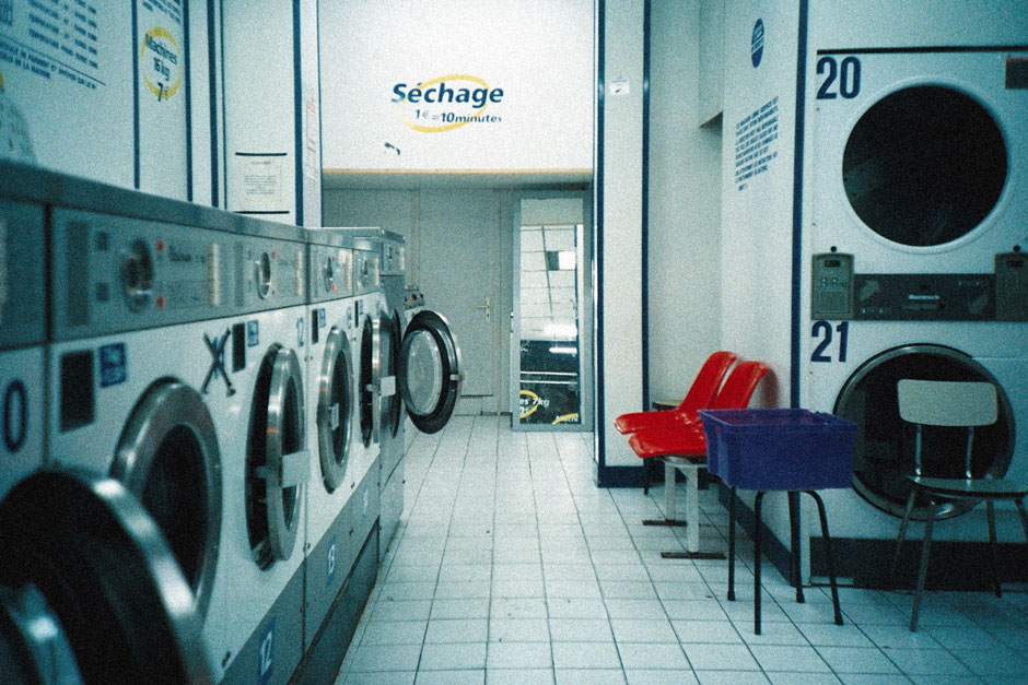 The washing dead