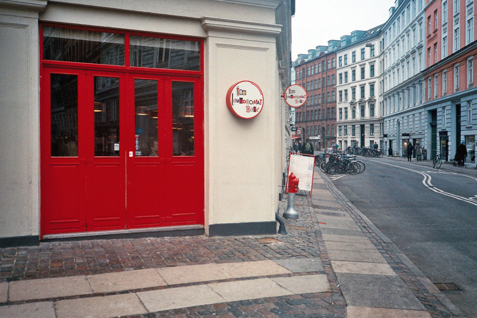 The Laundromat cafe in Copenhagen