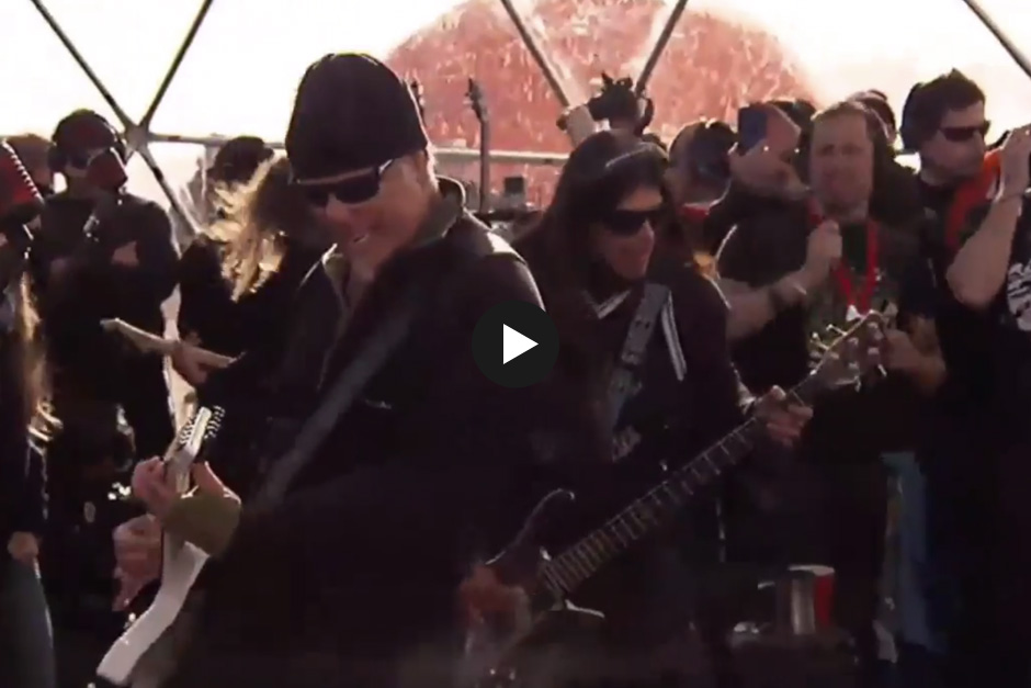 Metallica live in Antartica full concert