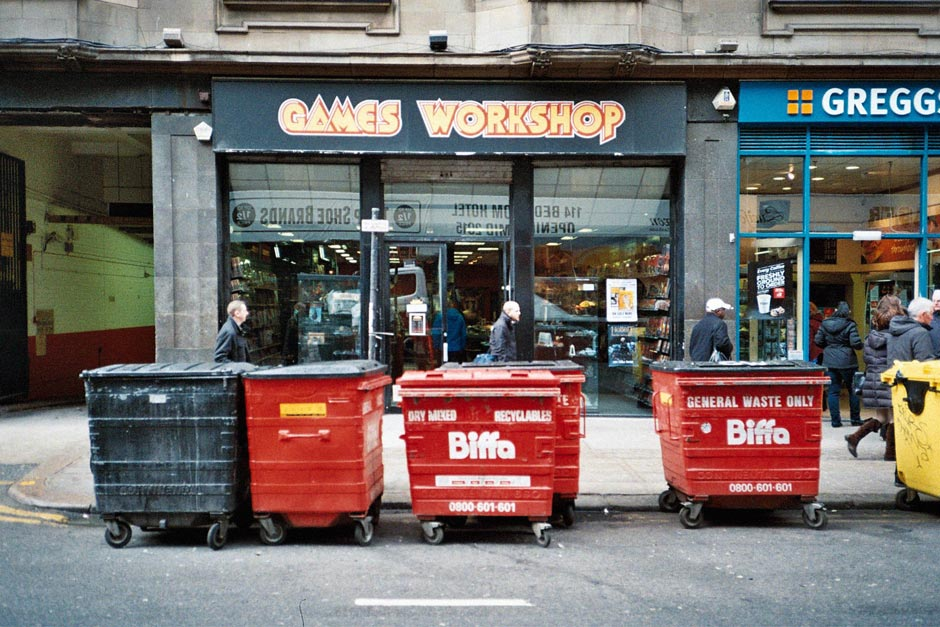 Games Workshop in Glasgow