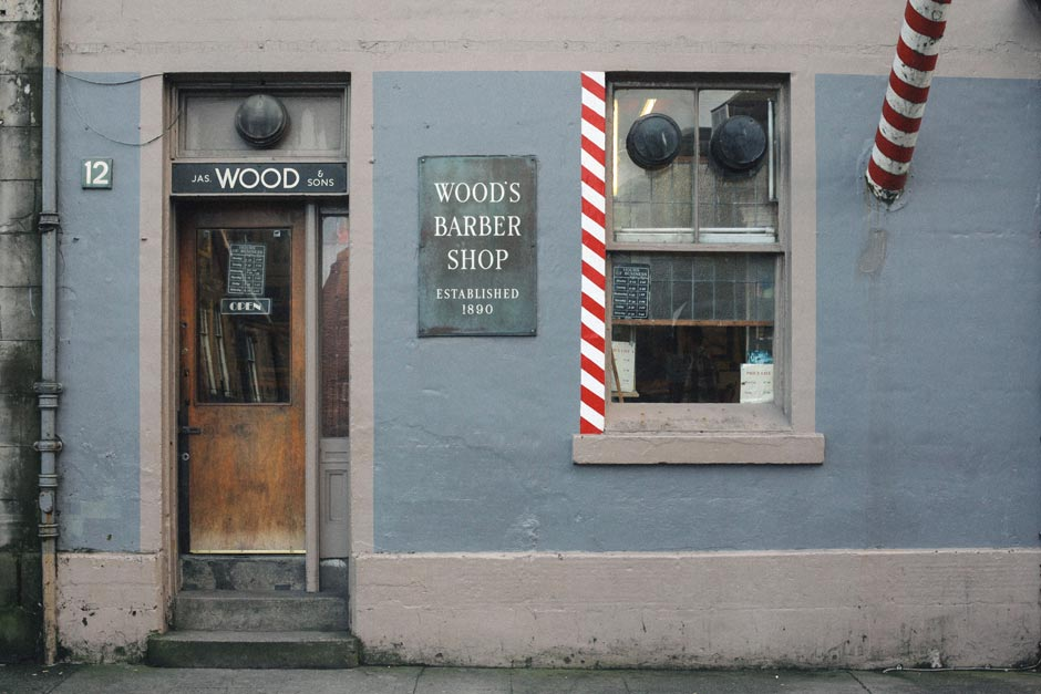 Wood's Barbershop