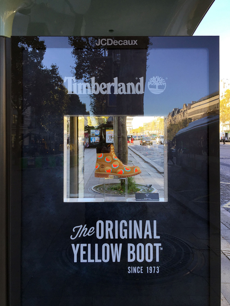 Ilk X Timberland Yellow Boot 2