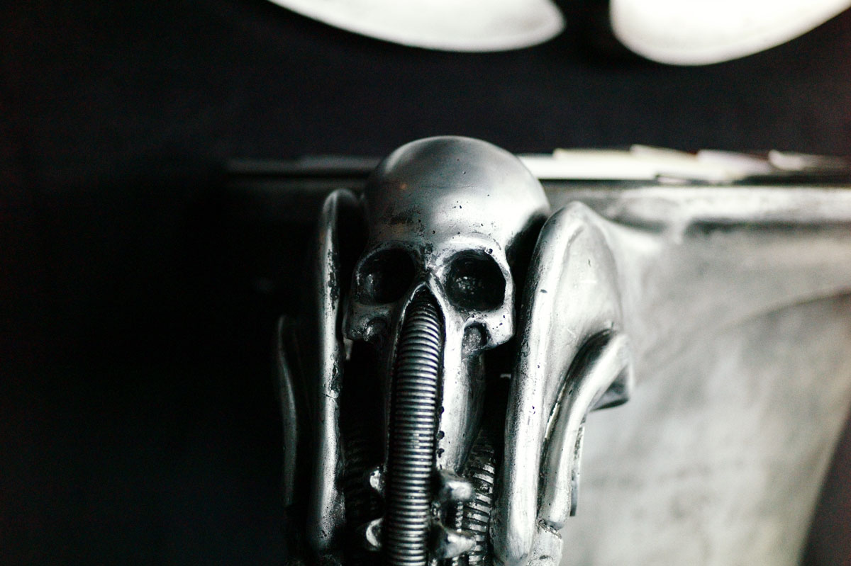 Giger Bar Switzerland Ilk Flottante
